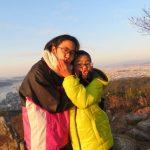去年に続き、日浦山にて初日の出
