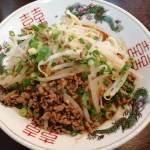 老四川で刀匠担々麺からのお買い物、しっかり楽しめました