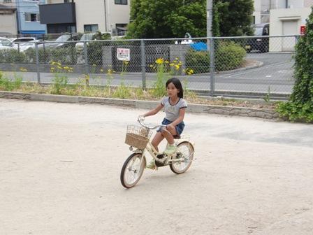 自転車ウッチー