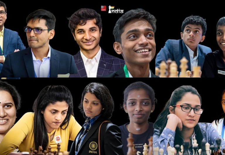 Chess Online Olympiad 2020