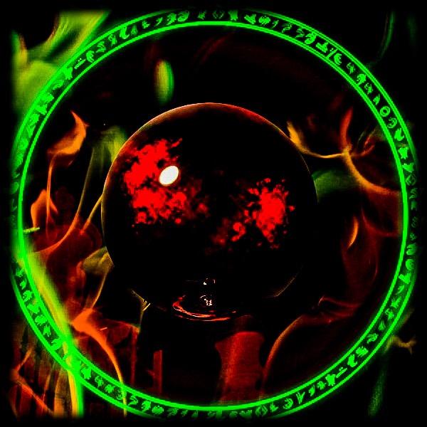 Satanic Orb Spell
