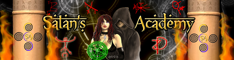 Satan's Academy Cover