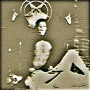 Nude Woman Satanic Altar