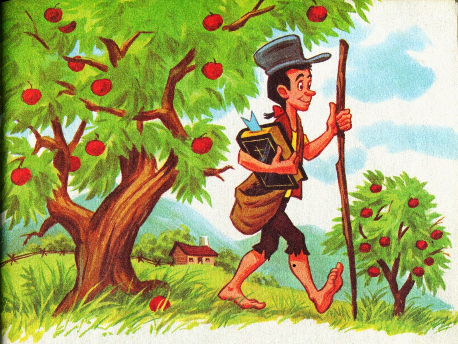Johnny Appleseed Dudley Township Public Library