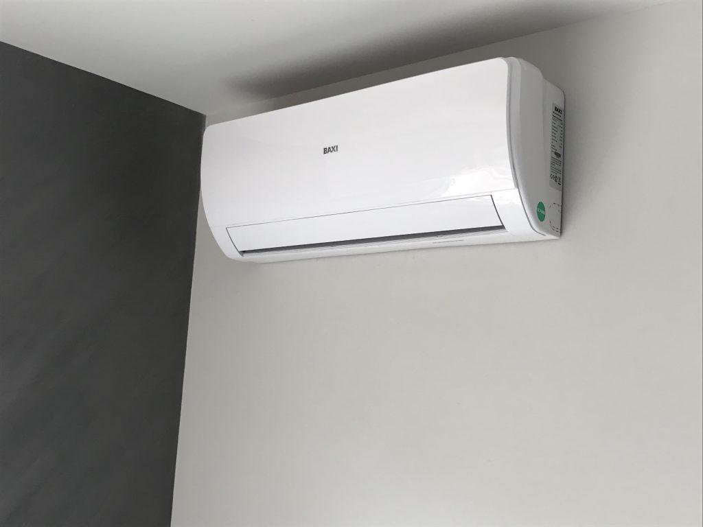 Instal·lació d'aire condicionat