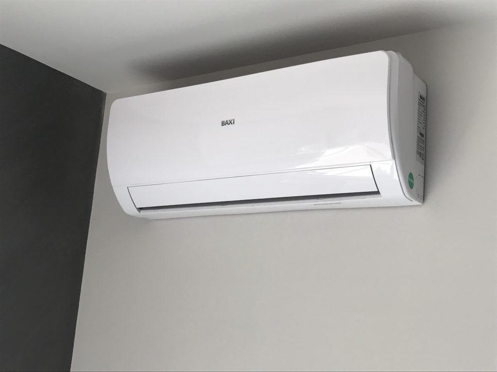 Instal·lació aire condicionat