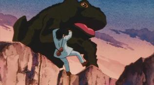 ah, the infamous kenyan giant frog