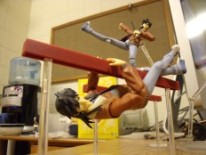 don't fall kaiji