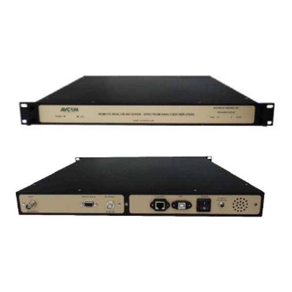 rack mount beacon receiver satcom