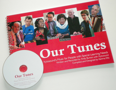 Xylosound 'Our Tunes' CD