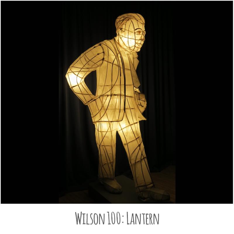 Wilson 100: Lantern by Karima Ellis
