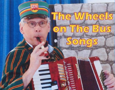 The Wheels on the Bus CD (image)