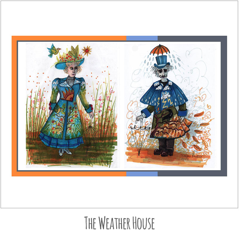The Weather House - Satellite Arts