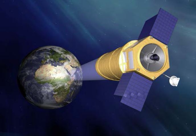 GO-3S satellite project (Airbus, France)