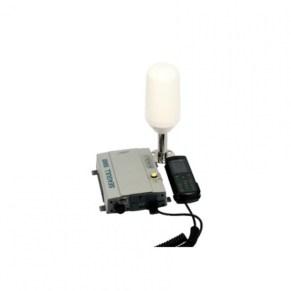 A portable satellite terminal