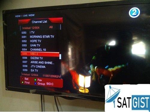 MBC & Hornsat Action Movies