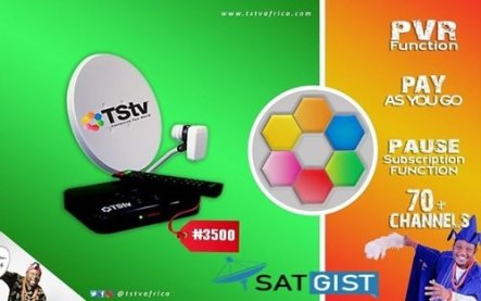 TStv Africa Channels, New Frequency And Satellite