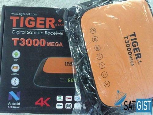 Tigerstar T3000 Mega Receiver