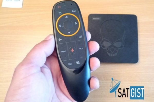Beelink GT King Air Mouse Remote Control