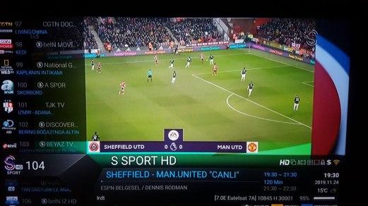 S Sport HD