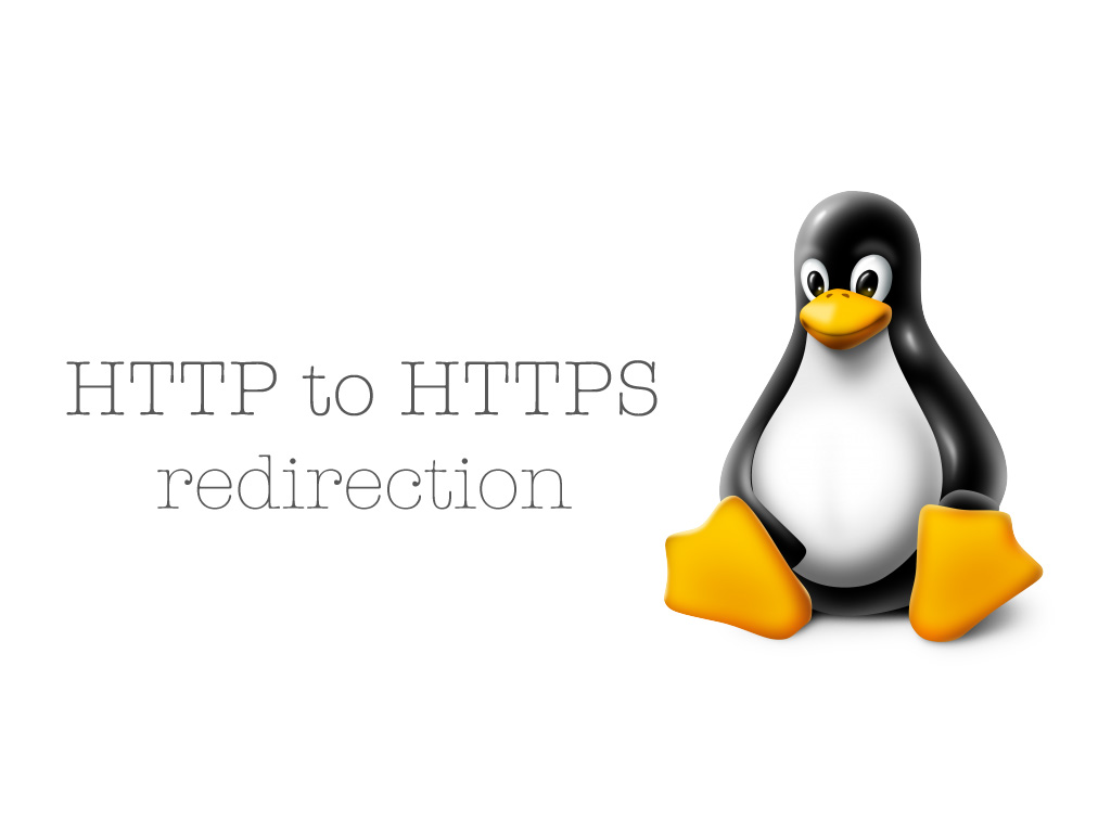 HTTP to HTTPS rewrite