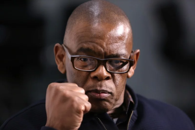 Ace Magashule's sons, Tshepiso and Thato, have been awarded tenders to the value of R2.7 million