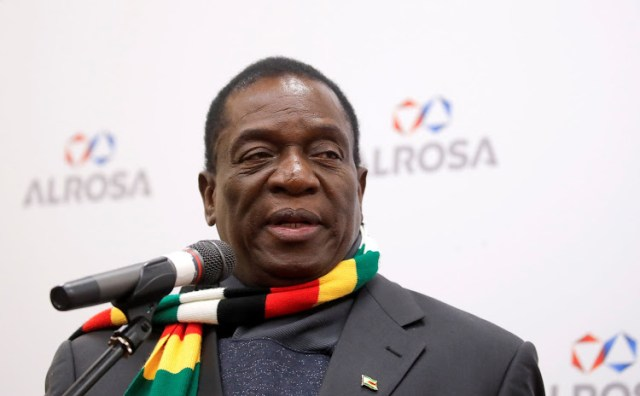 The demonstrations - de-facto banned by anti-coronavirus measures - had been called to denounce alleged state corruption and ongoing economic hardship two years into President Emmerson Mnangagwa's first term.