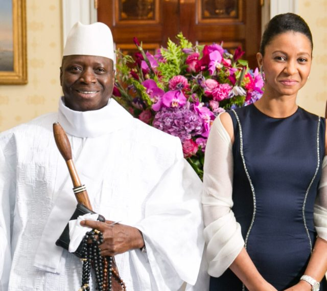 The US state department has announced economic sanctions against Zineb Jammeh, the wife of Gambia's former President, Yahya Jammeh.