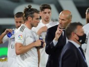 """Real Madrid boss Zinedine Zidane has said he """"never had a problem"""" with Gareth Bale, with the Wales forward set to rejoin Tottenham on loan."""