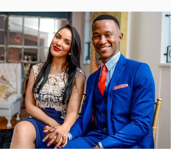 Expresso presenter Katlego Maboe is currently embroiled in a cheating scandal following the release of a video on social media that quickly went viral, in which his wife accused him of having an extramarital affair.
