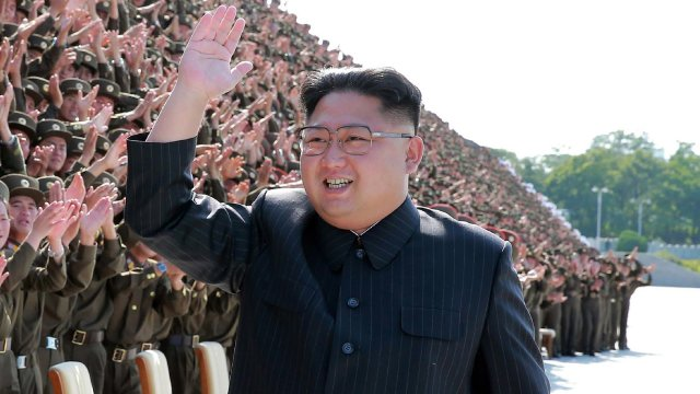 Pyongyang closed its borders in January to try to protect itself from the disease and regularly said it had no cases.