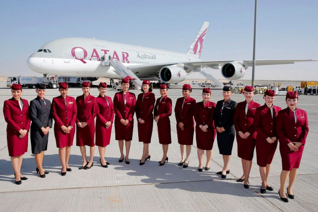 Qatar Airways is giving away tens of thousands of mostly-free flights to school teachers, including in South Africa.