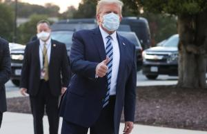 We are still not sure exactly when Mr Trump tested positive In the early hours of the morning of 2 October, Donald Trump tweeted that he had tested positive for Covid-19 the evening before.