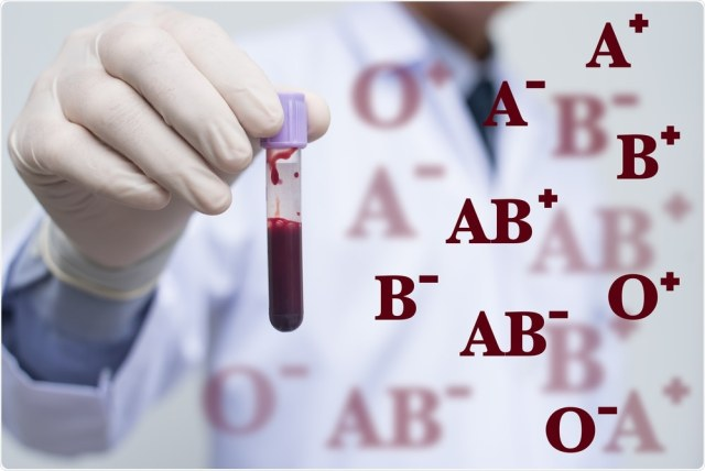 People with blood type O may have a lower risk of Covid-19 infection and severe illness, according to two new studies.