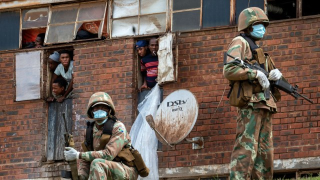 Crackdown on SA's Covid-19 hotspots – what's being done to avoid local lockdowns