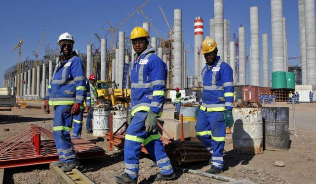 Here's SA's draft new critical skills list, aimed at attracting foreigners
