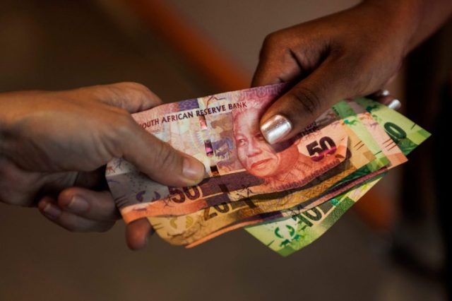 This is the average salary in SA - and it's not keeping up with inflation