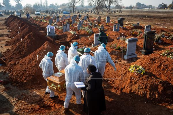 Shocking 'actual' South Africa's Covid-19 death toll could be 128 000!