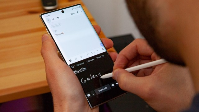 10 ways to use the S Pen on a Samsung Galaxy device