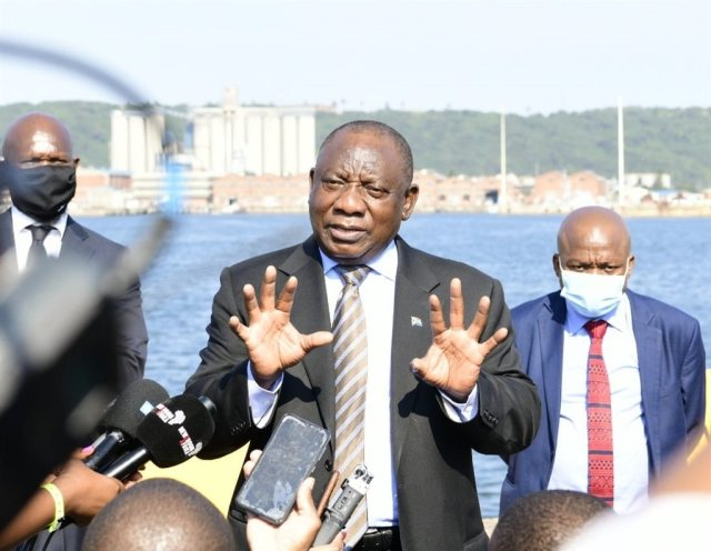 4 days of Ramaphosa at the State Capture Commission could be crucial for SA's future