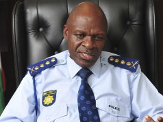 Grabbed: Who is top cop Khehla Sitole and will he hold on to his job?