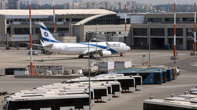 Israel has banned its citizens from travelling to SA & vaccinated-tourists