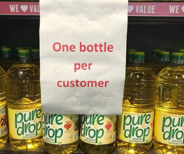 Cooking oil prices are up 70% – and the worst is still to come