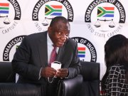 Like a cat on a hot tin roof, Ramaphosa danced his way through the Zondo Commission