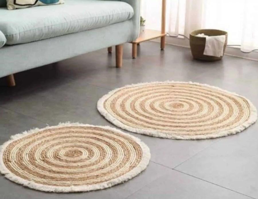 שטיח שבלול פרנזים בוהו שיק