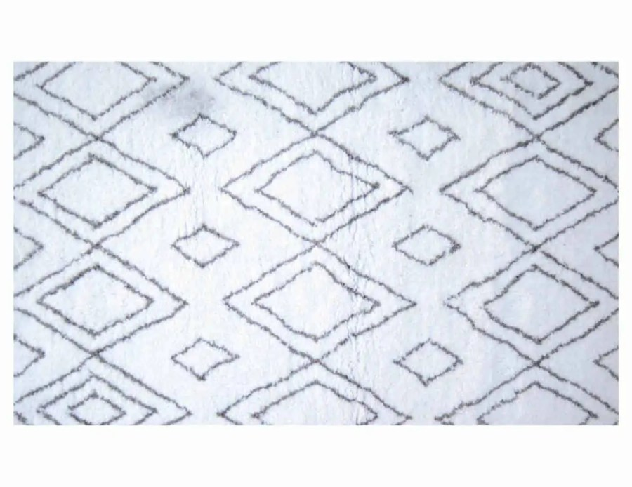 ספלנדיד שטיח שאגי שמנת אבן