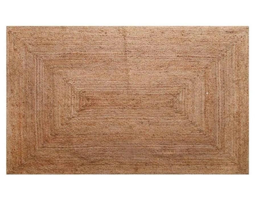 ריו שטיח חבל טבעי 08 מלבן