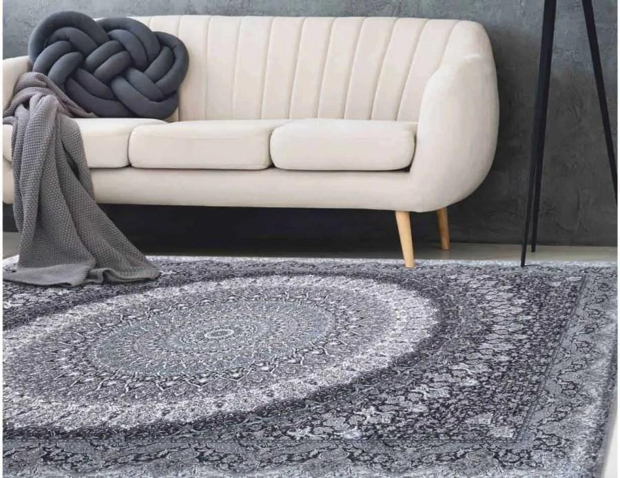 סוהו שטיח אפור