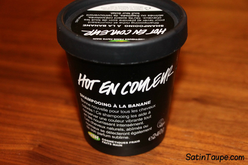 Lush Hot en couleur