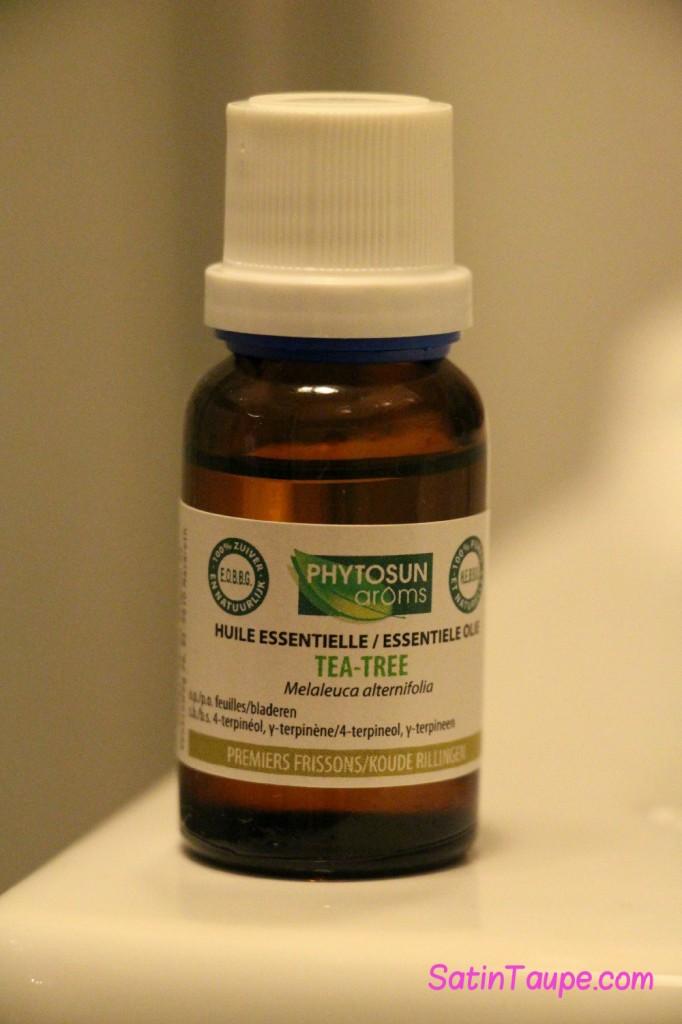 SOS Bouton : Tea tree